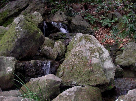 池田山公園滝.JPG
