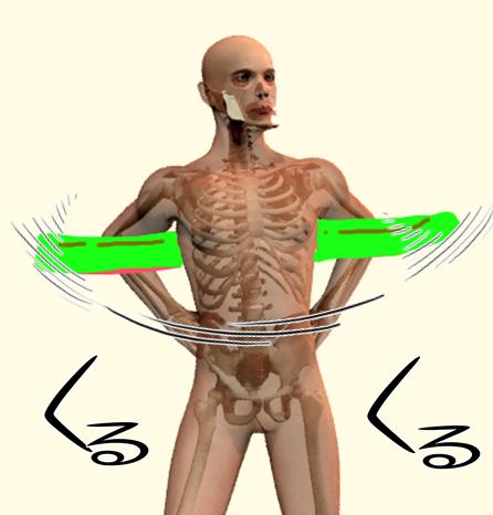 木刀を背中にし、肘に挟んでくるくるしてみる.png