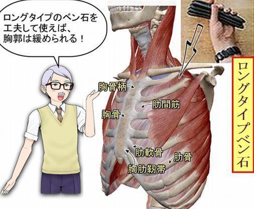 胸郭はロングタイプのベン石で.jpg